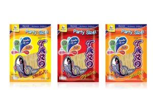 TARO Fish Strips, Tasty & Nutritious
