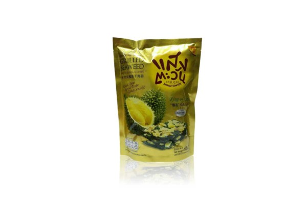 Grilled Seaweed with Durian Chip - 45 g