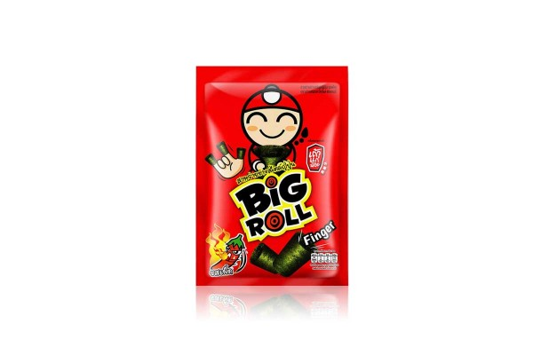 TAO KAE NOI Big Roll Finger, Spicy 9 g