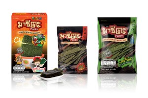 MASITA Seasoned Fried Seaweed in Variety of Flavors