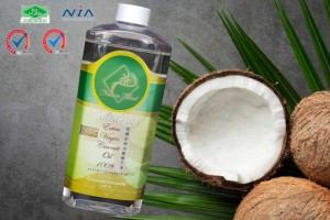 Cold Pressed Virgin Coconut Oil Premium Grade