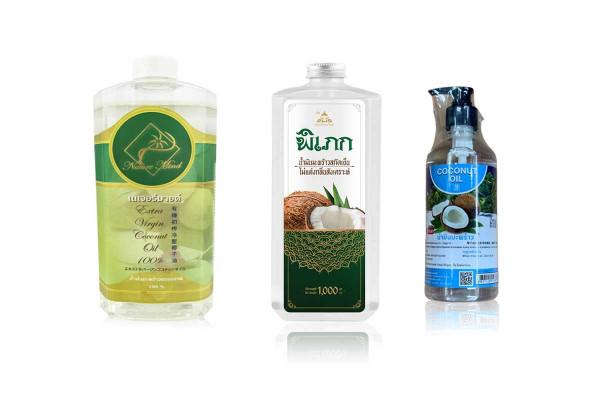 Cold Pressed Virgin Coconut Oil Premium Grade, 1 Liter