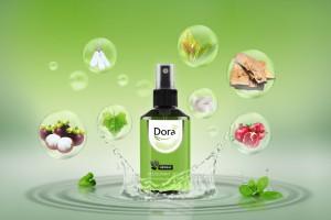Dora Deodorant Spray