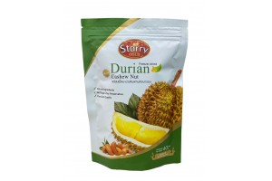 Starry Freeze Dried Durian Mixed with Cashew Nut 40g