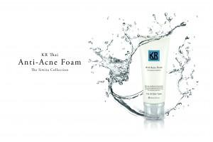 KR Anti-Acne Foam